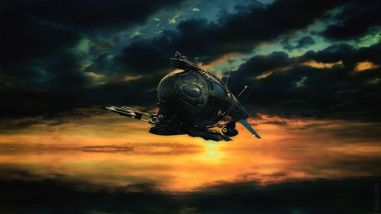 The flight of the Nocturne