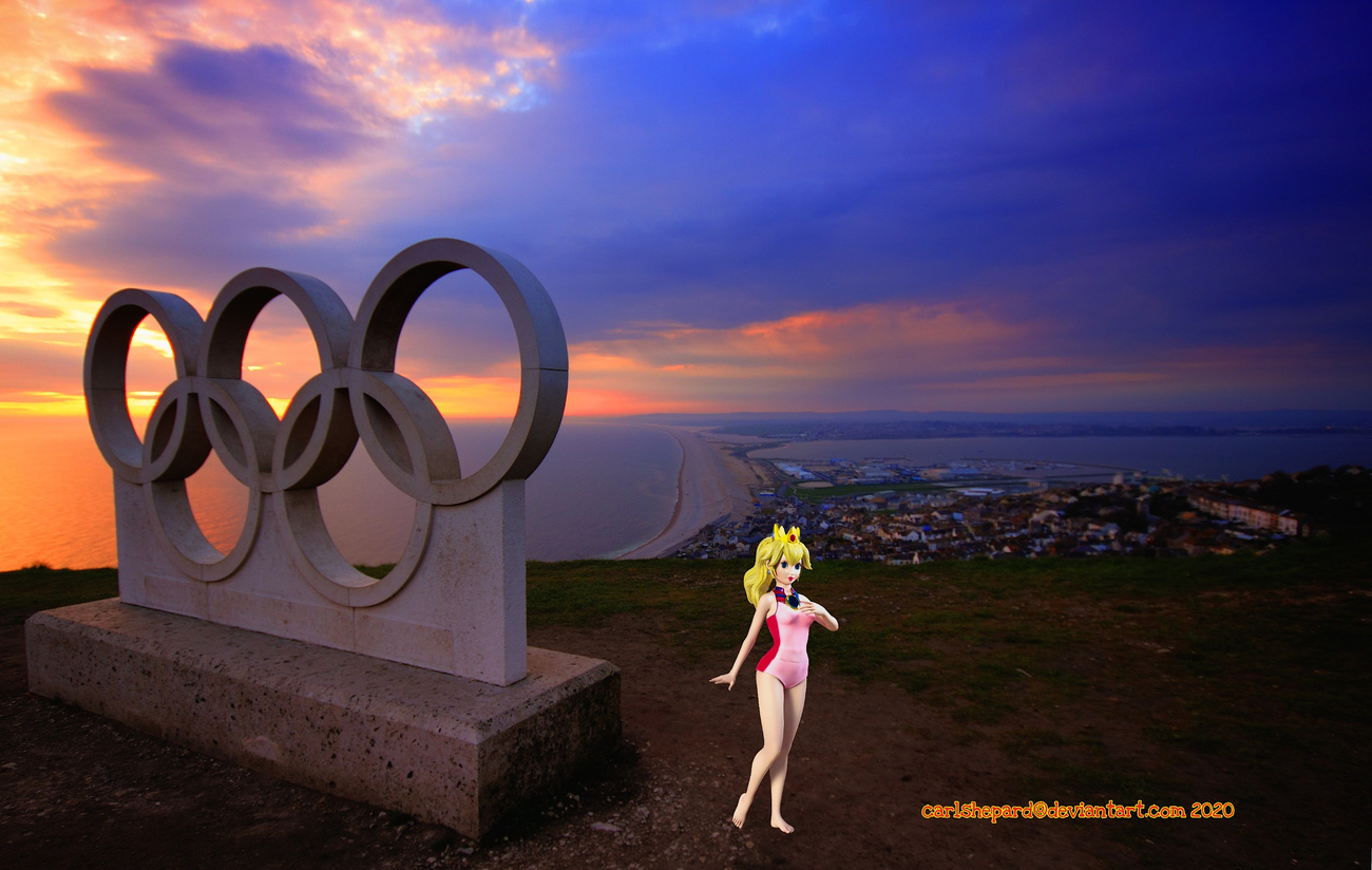 The Olympics in our Hearts! by Vision85