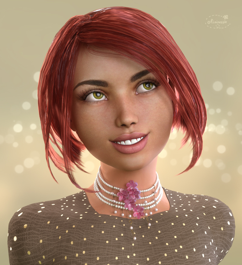 Bust for 3 Dream by mininessie