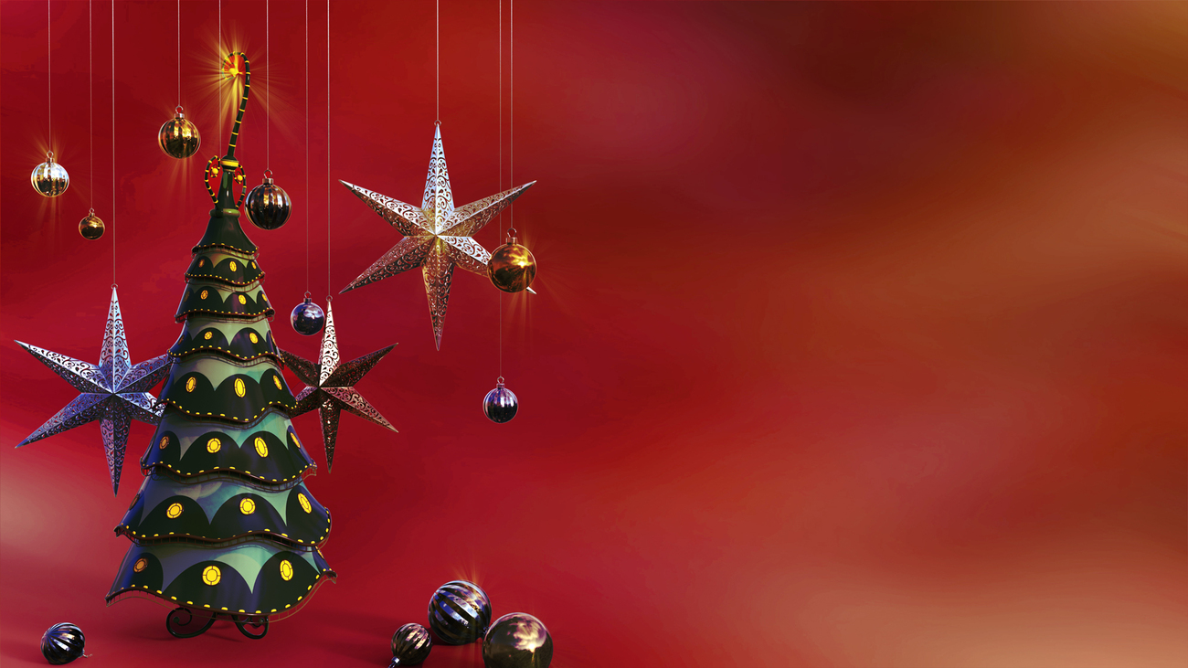 Christmas zoom 2 by Lorraine