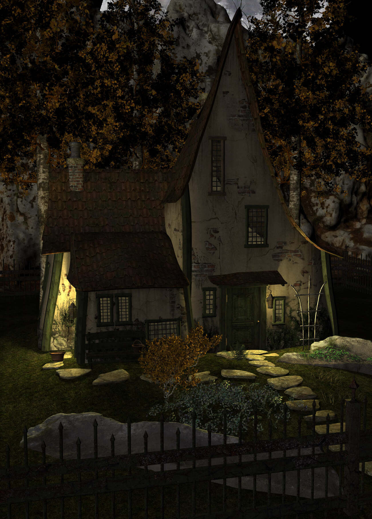 Witch House by mapps