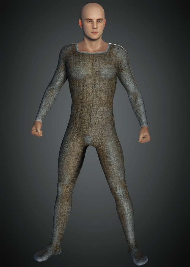 2nd Skin Suit for CC3+ by MatCreator
