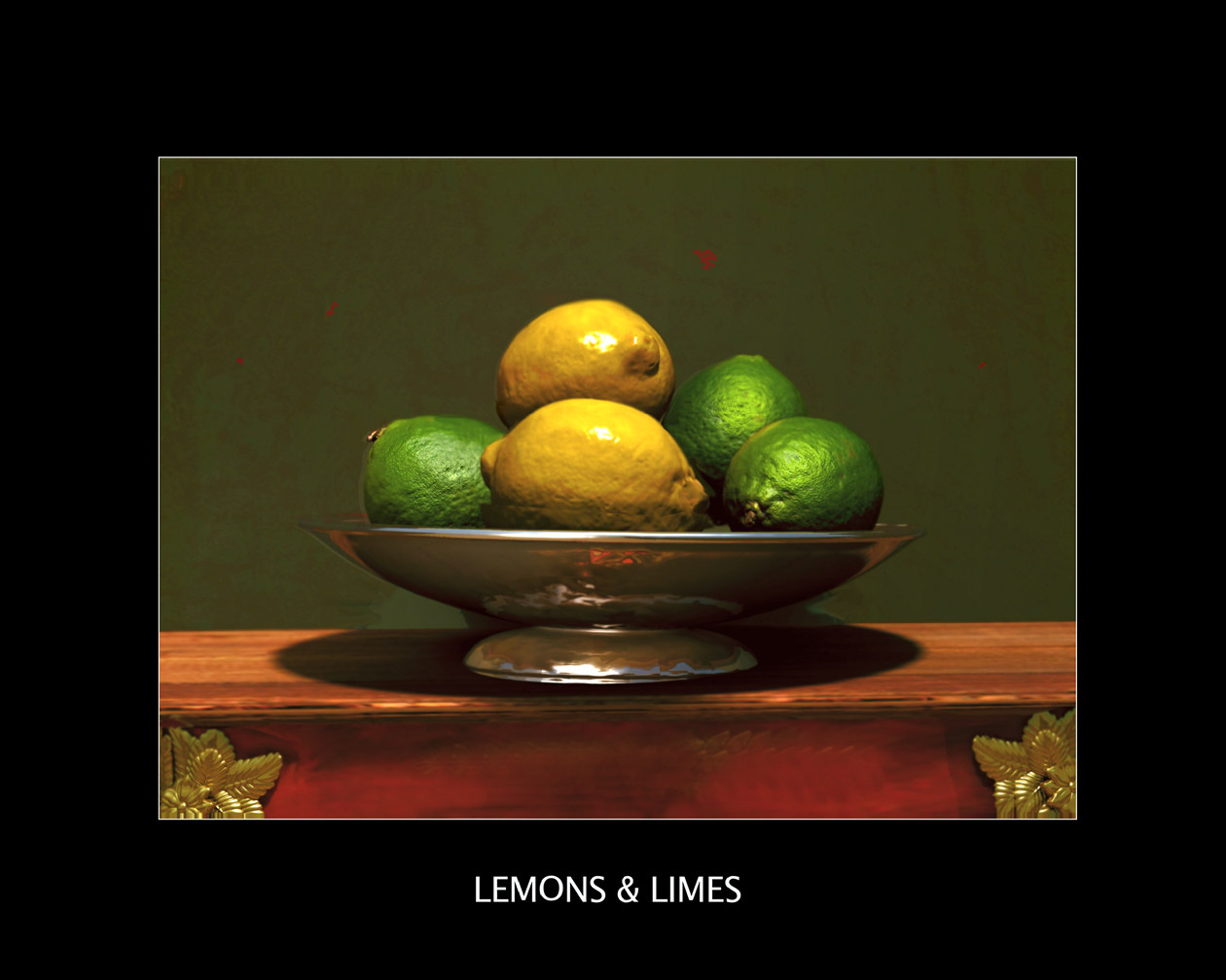 Lemons and Limes by Artformz2