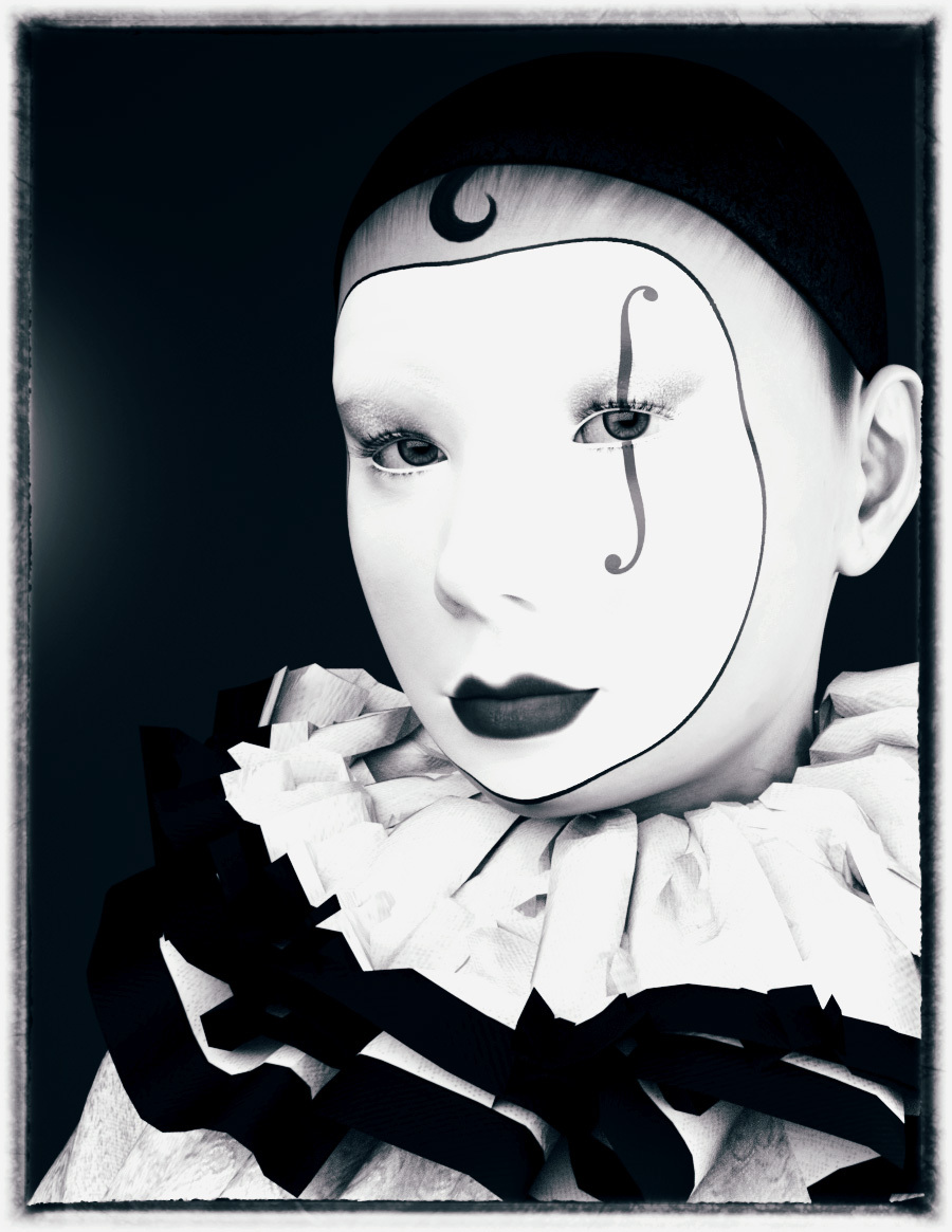 The Mime by brahann