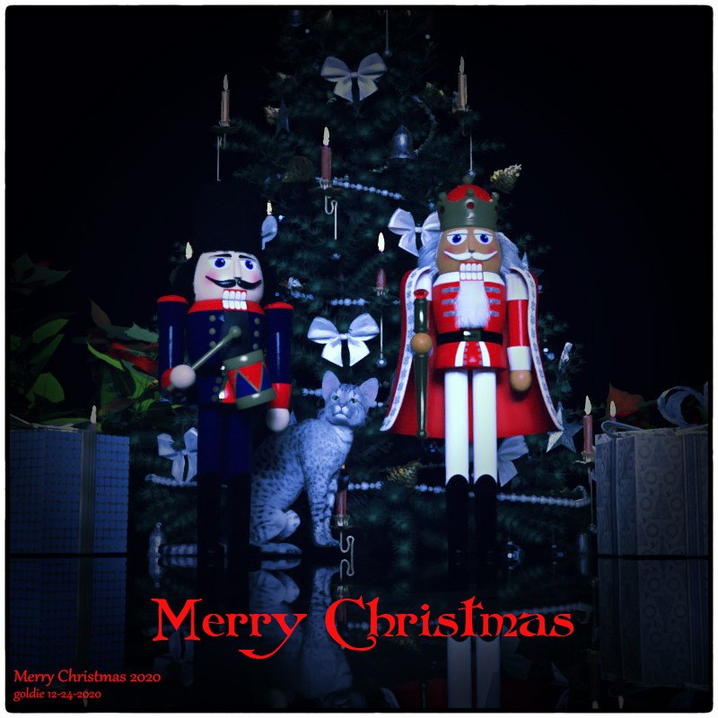 Merry Christmas 2020 by goldie