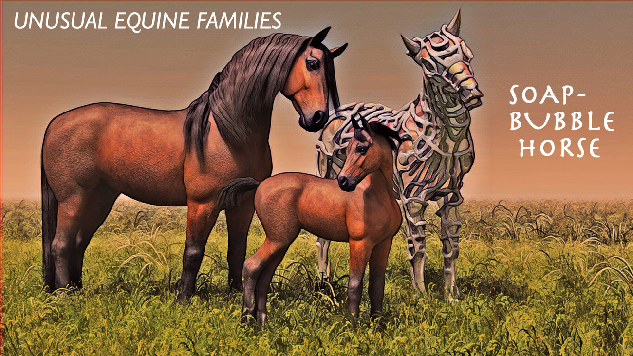 Unusual Equine Families (Version 1) by rps53