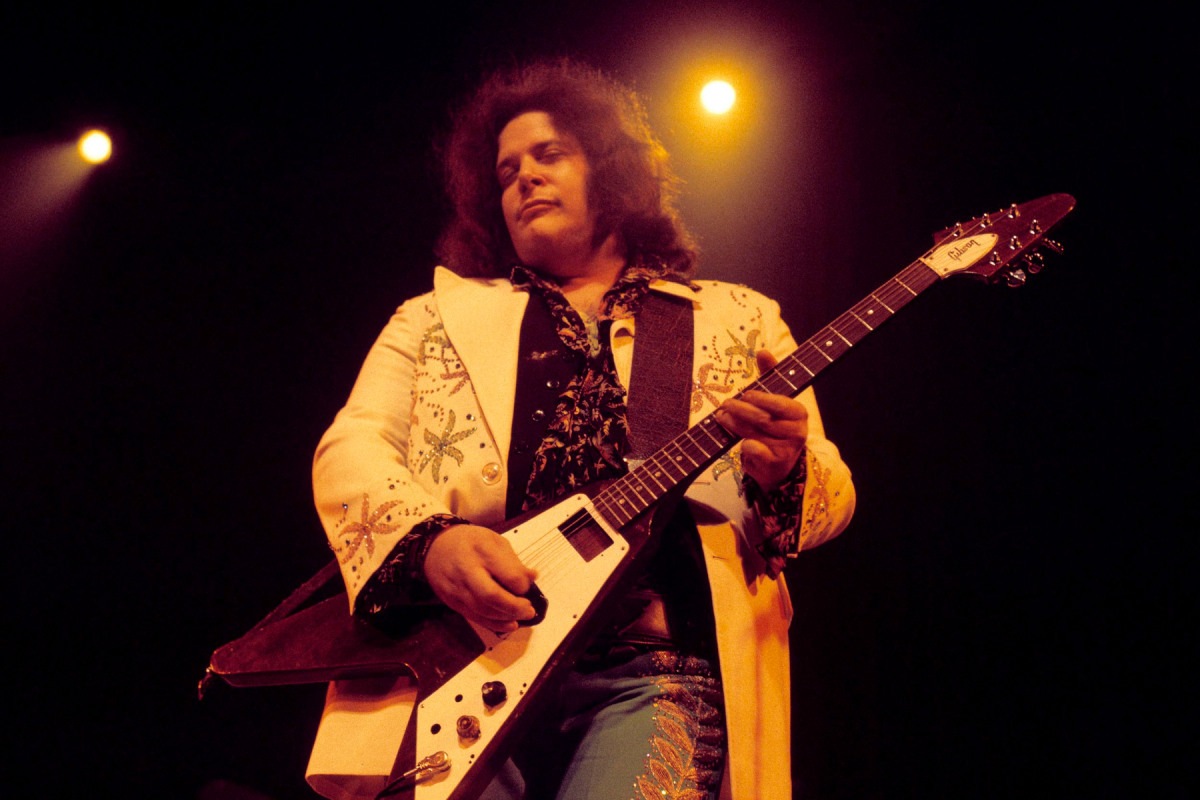 RIP Leslie West by Lenord