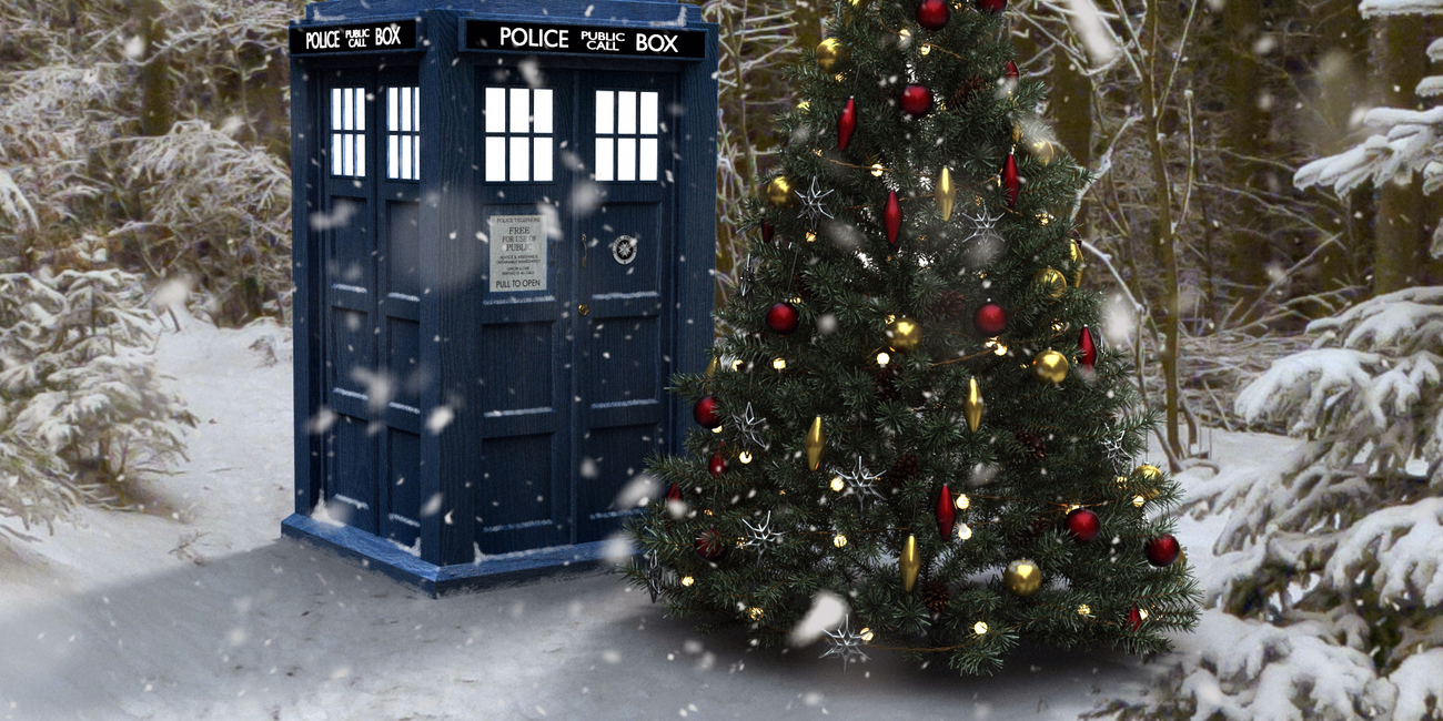 The Christmas Doctor by Darkglass