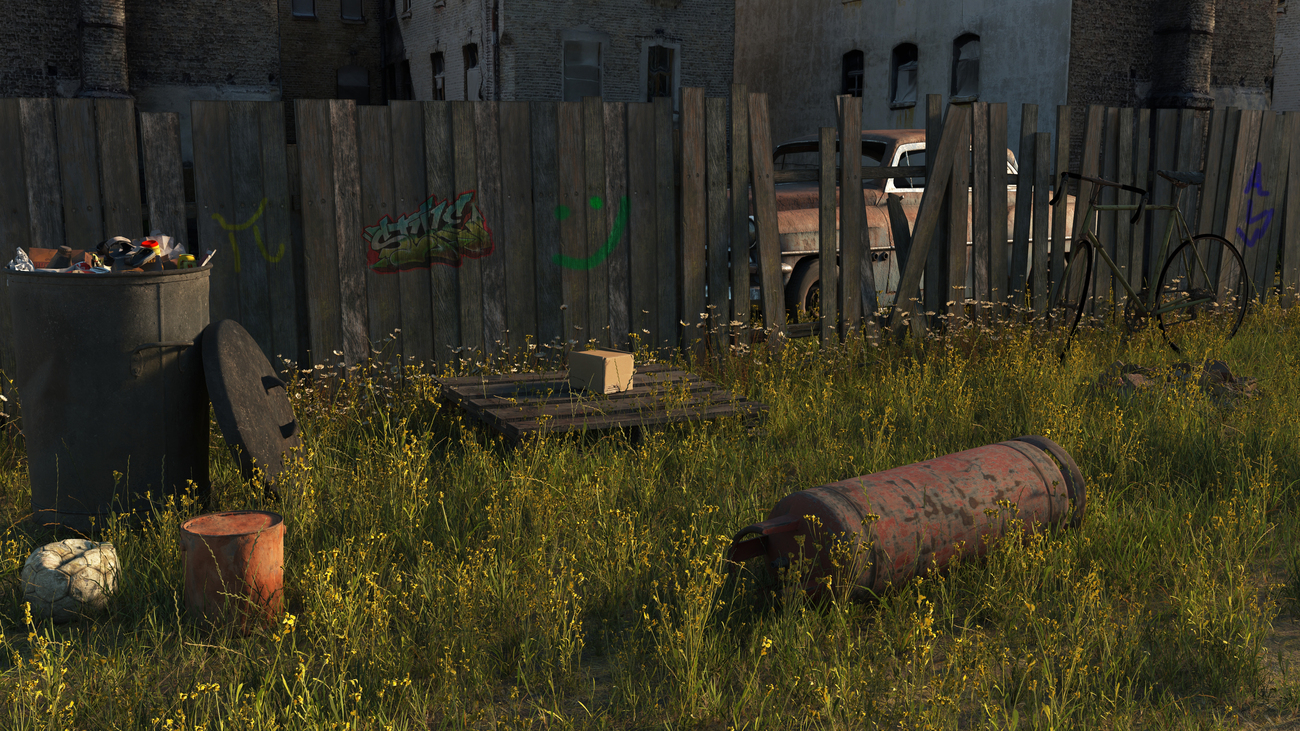 Urban decay by iborg64