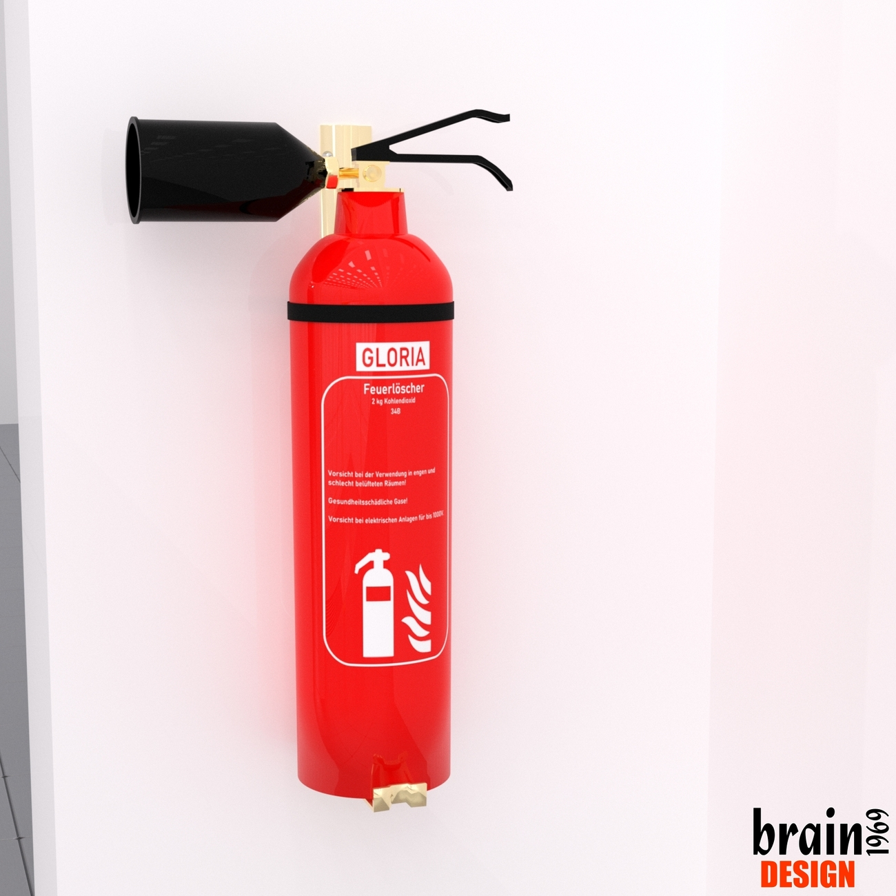 Fire Extinguisher by brain1969