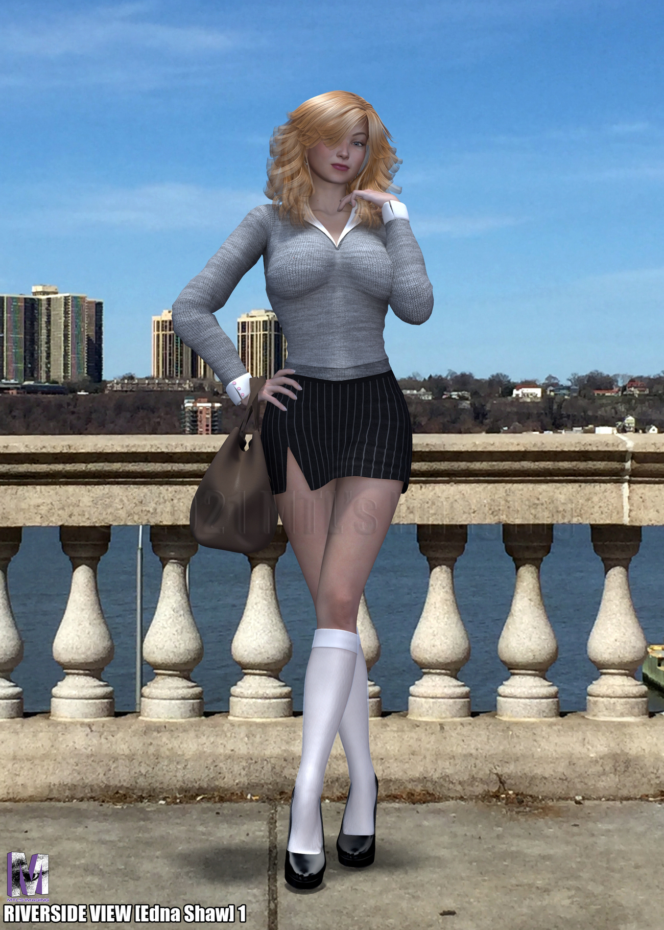 Riverside View [Edna Shaw] 1 by tetrasnake