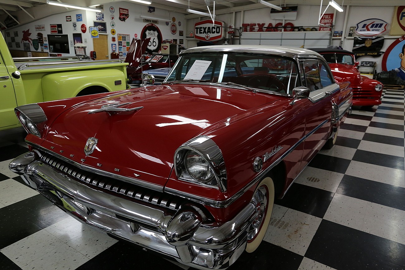 1955  Mercury Montclair by Richardphotos