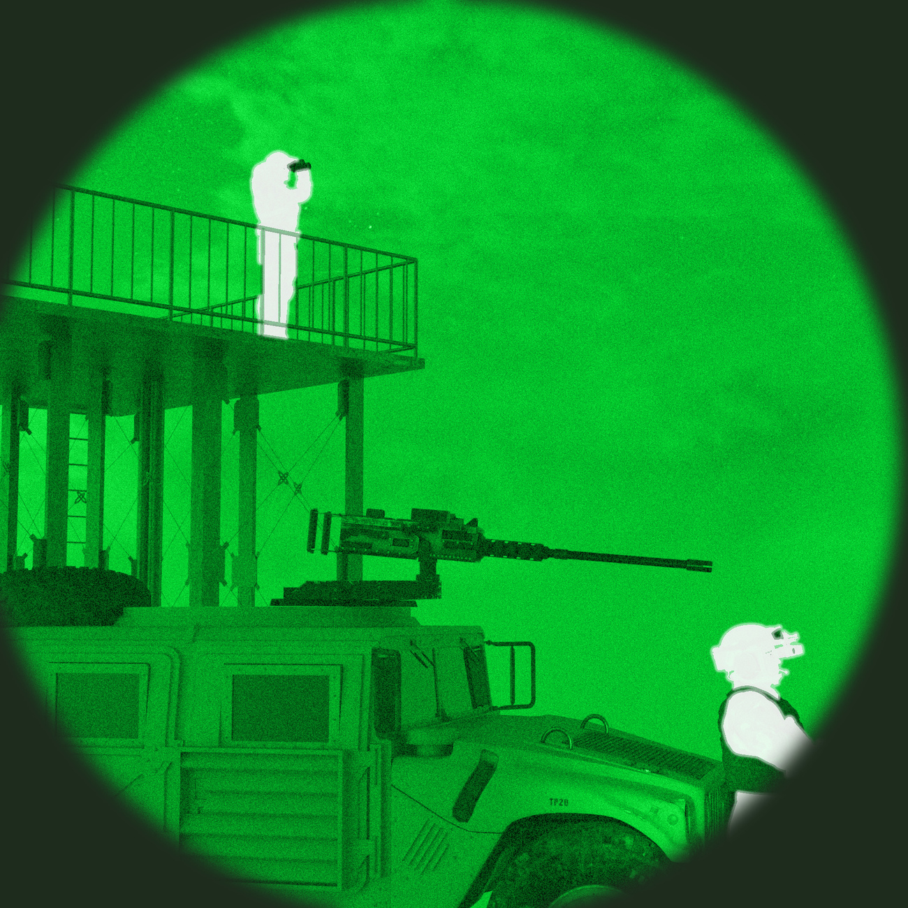 Watchtower Night Vision by x7
