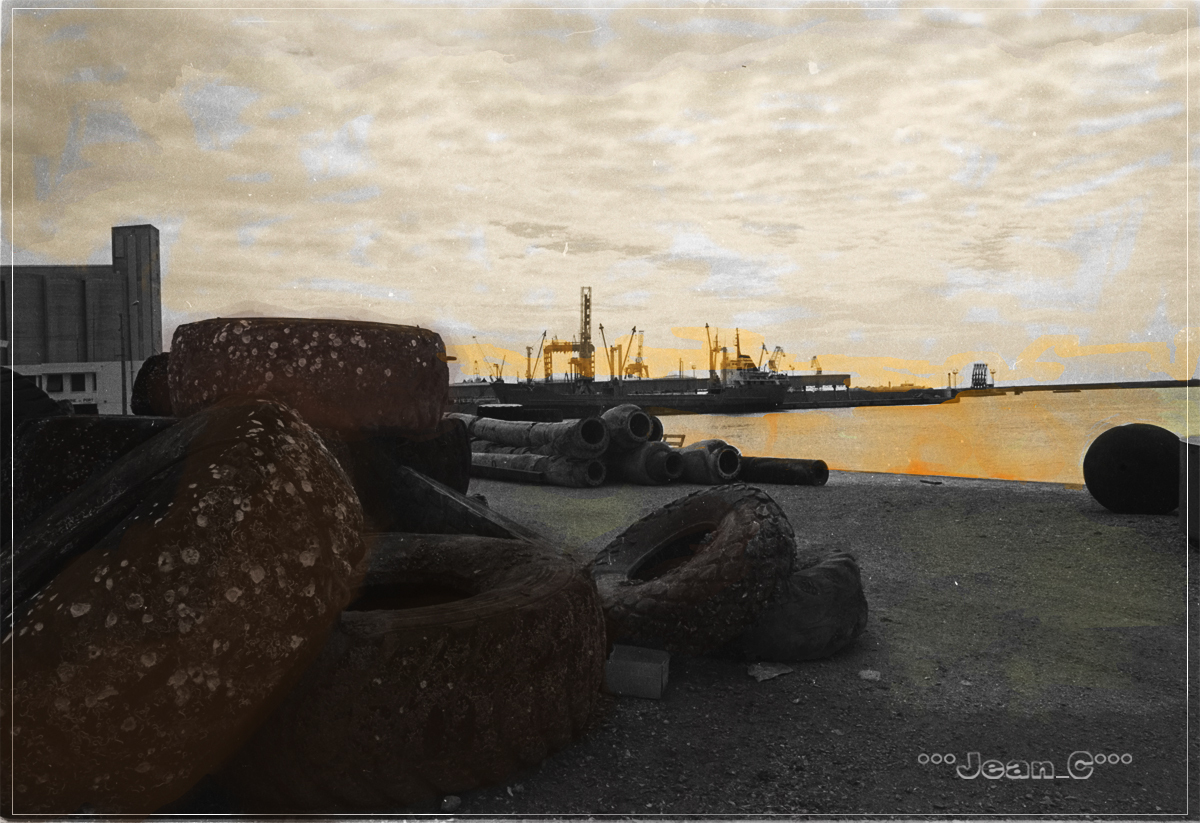Harbor by Jean_C