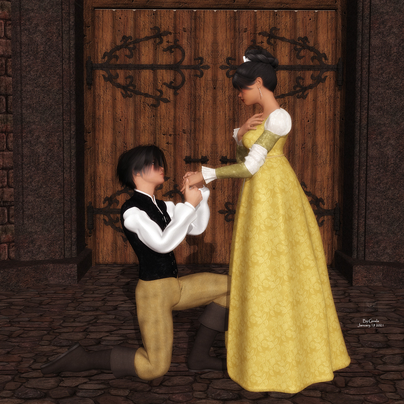 The Proposal by Gisela