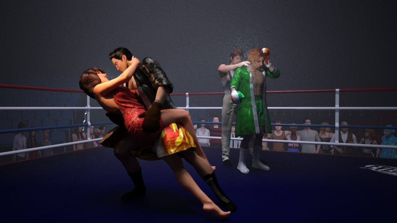 Two to Tango by bucyjoe