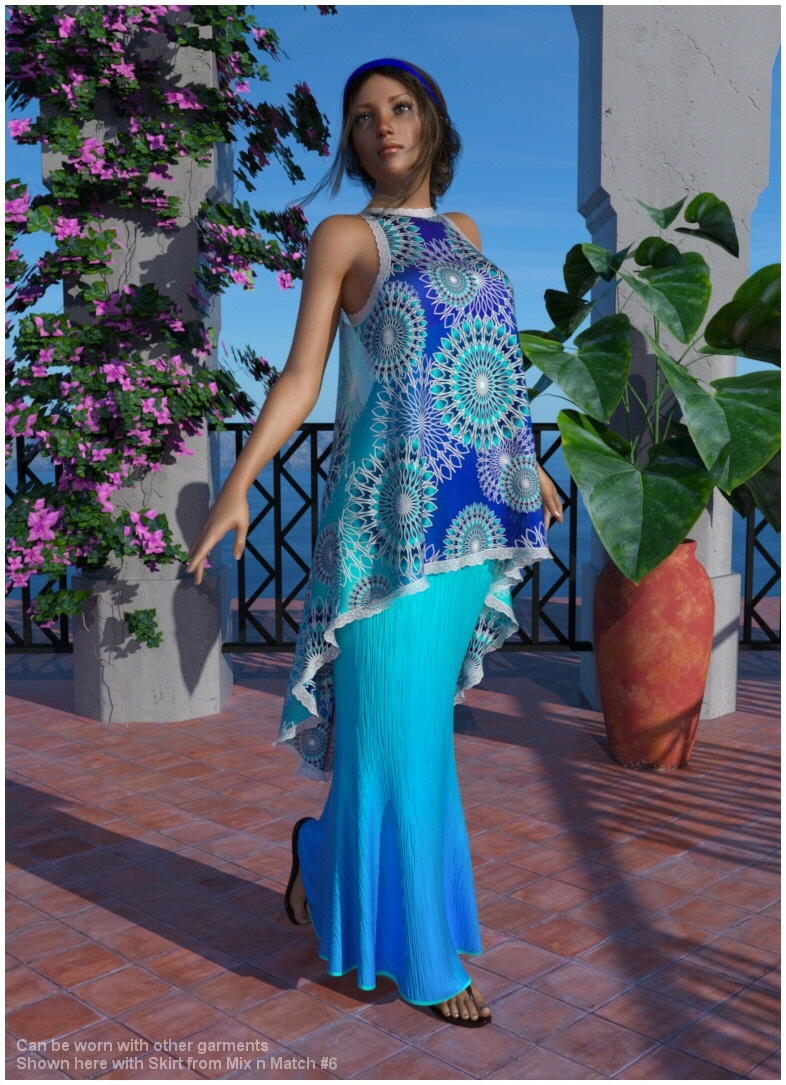 dForce Cora Dress # 2 by Lully