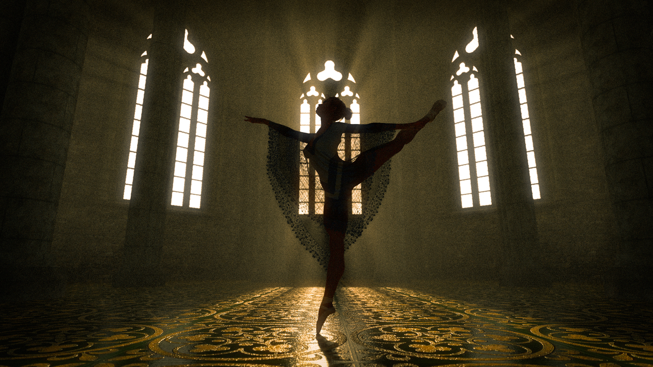 Dance in Cathedral