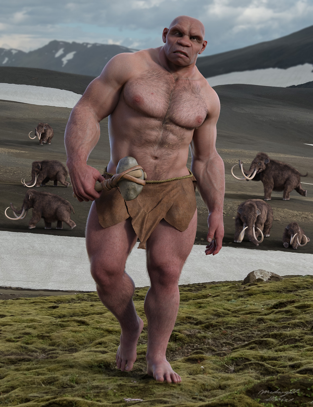 Neanderthal by midnight_stories