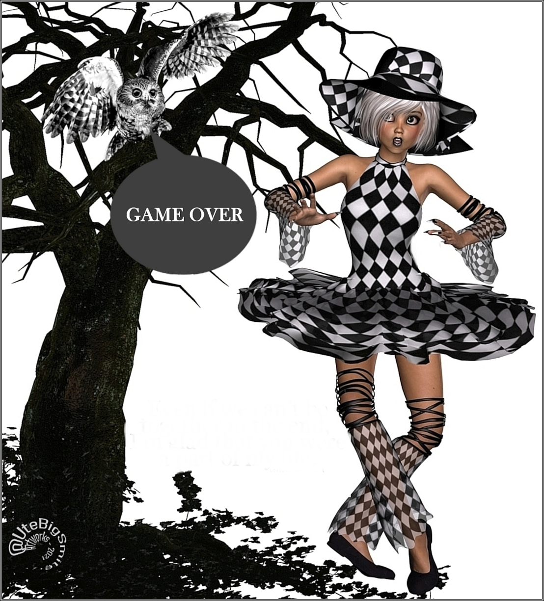 *Game Over* by UteBigSmile