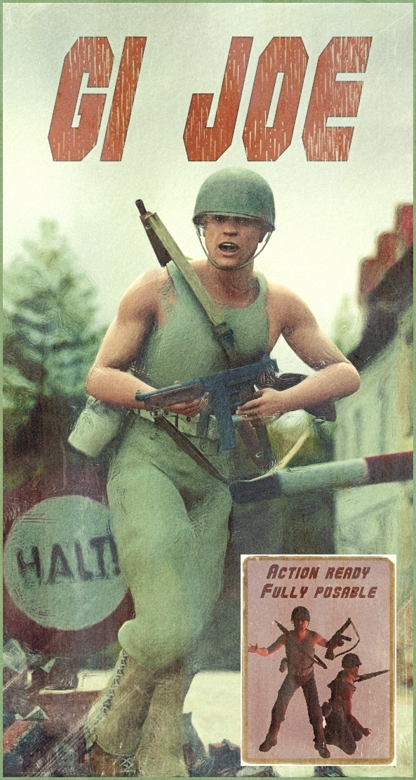 GI JOE by rikomortis