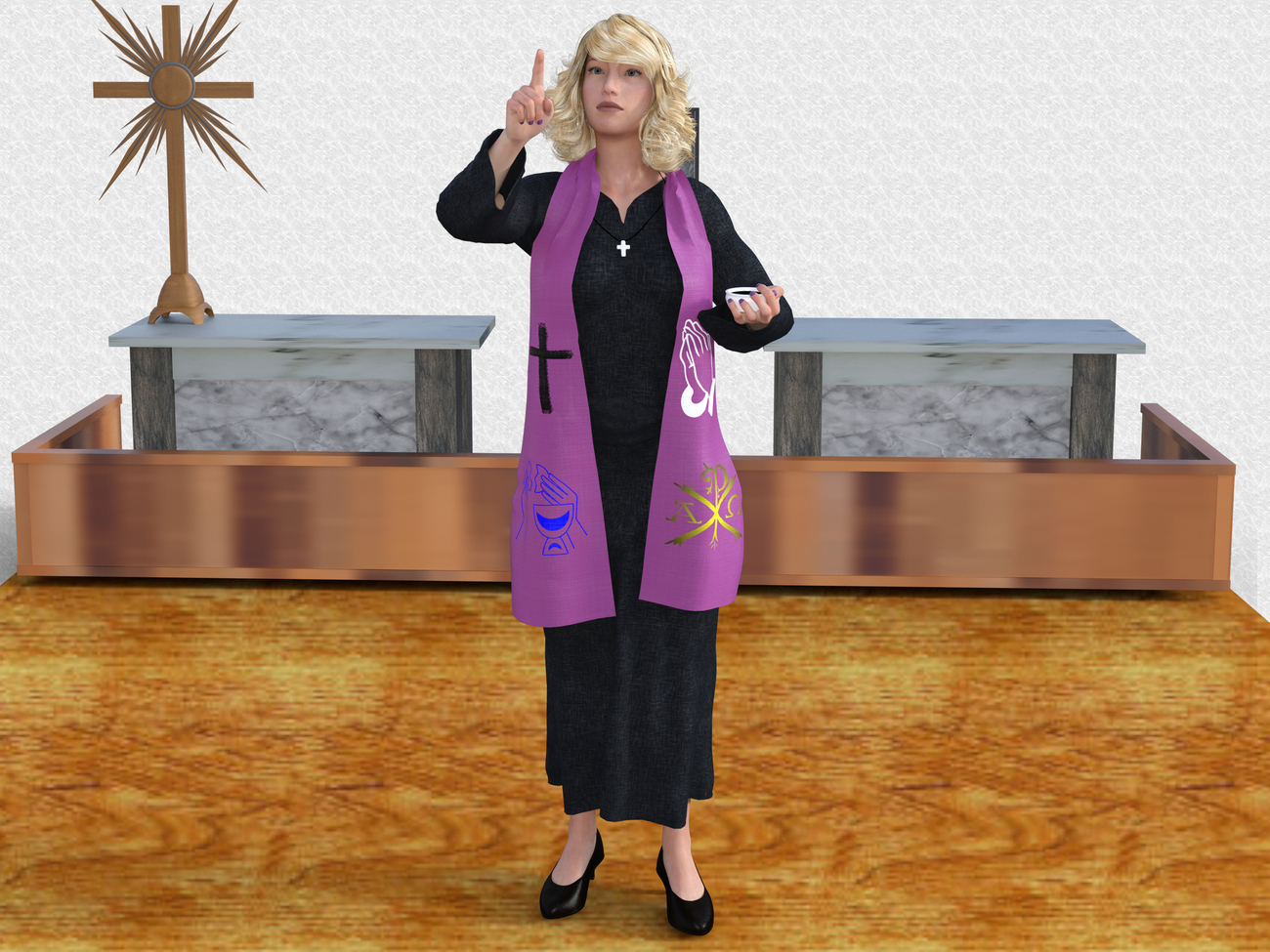 Imposition of Ashes Virtual Blessing