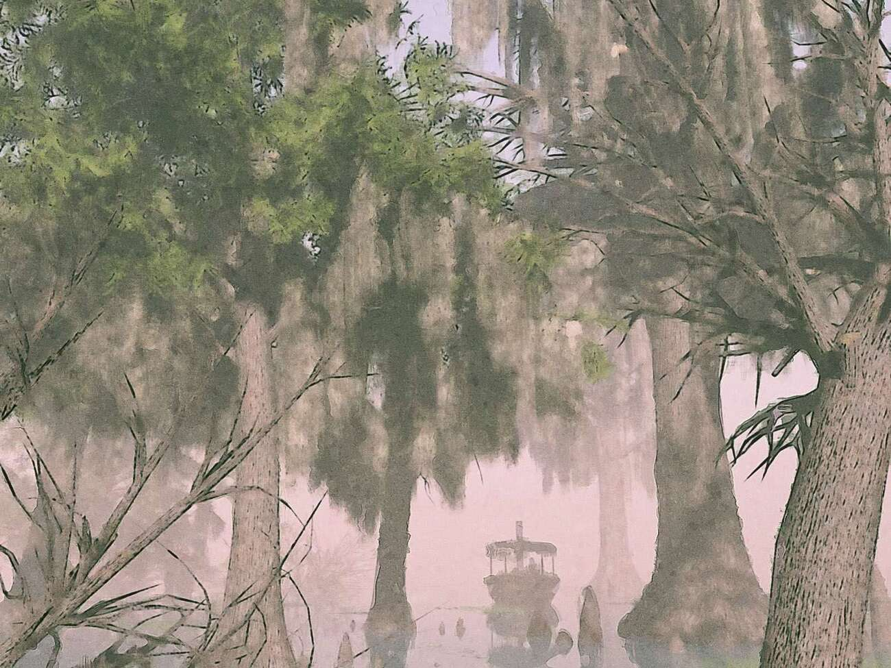 Cypress Swamp by rps53