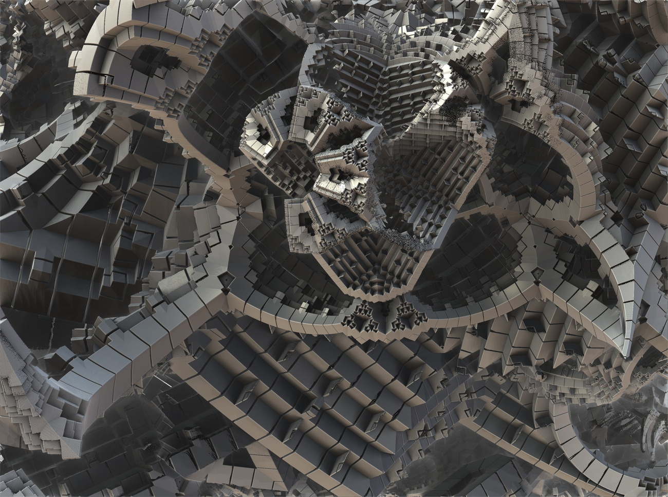 Structure by bimm3d