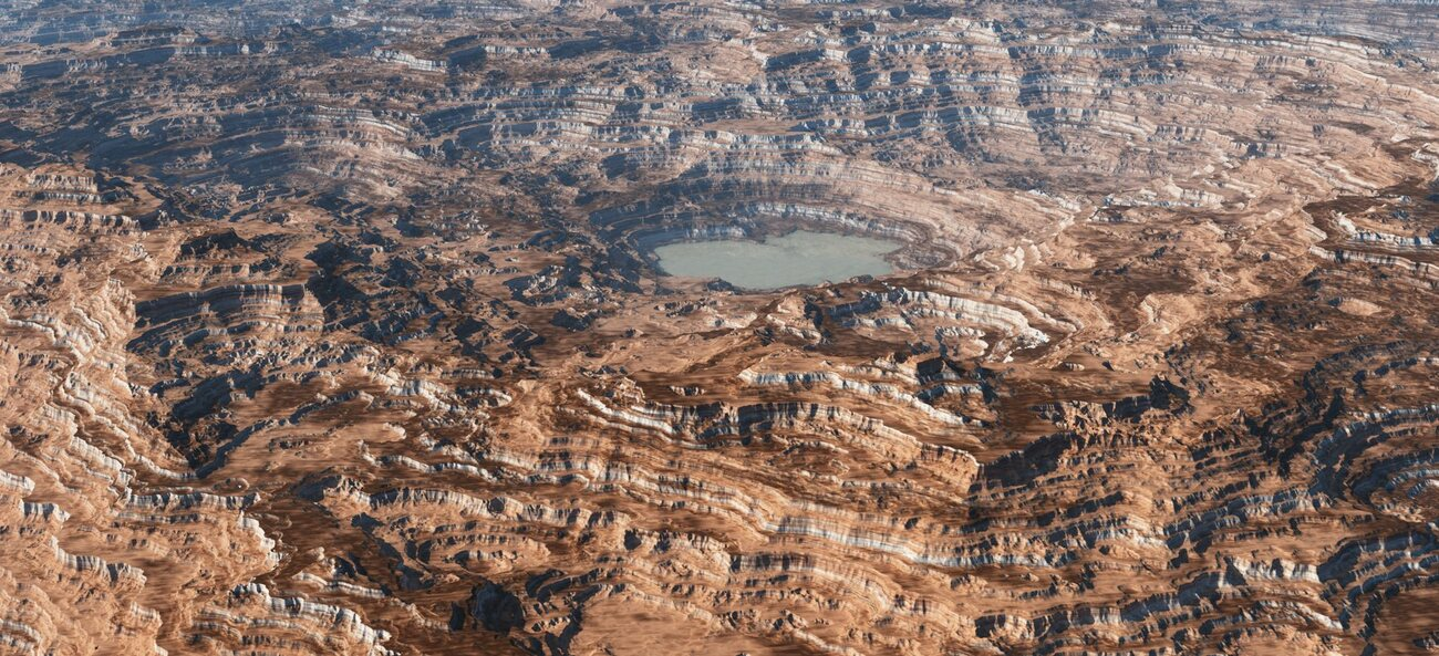 Canyonland by TinkerACW