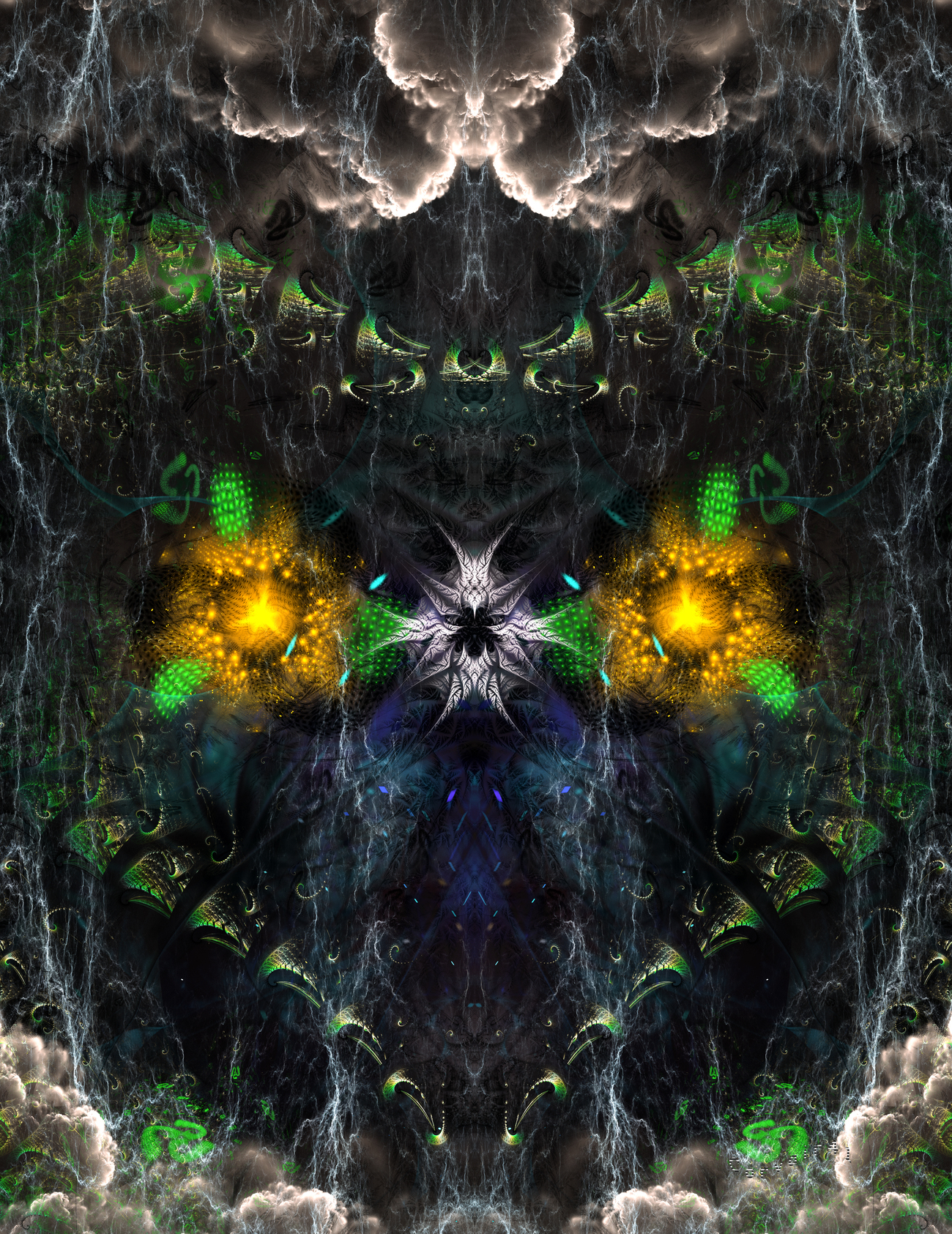 Alien Nature by corvair42