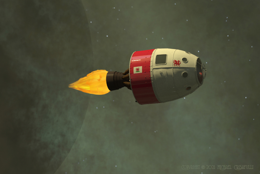 In Space by Michael_C