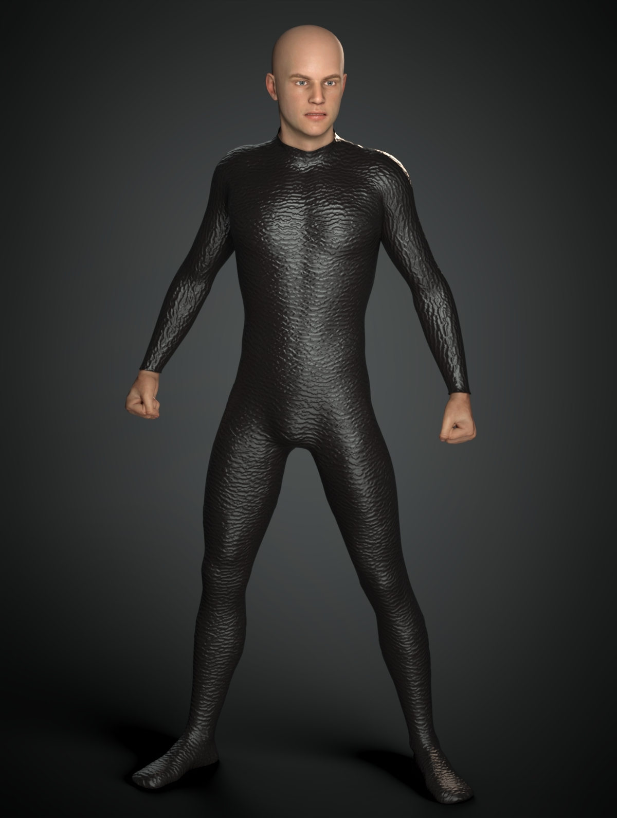 New Skin Suit by MatCreator