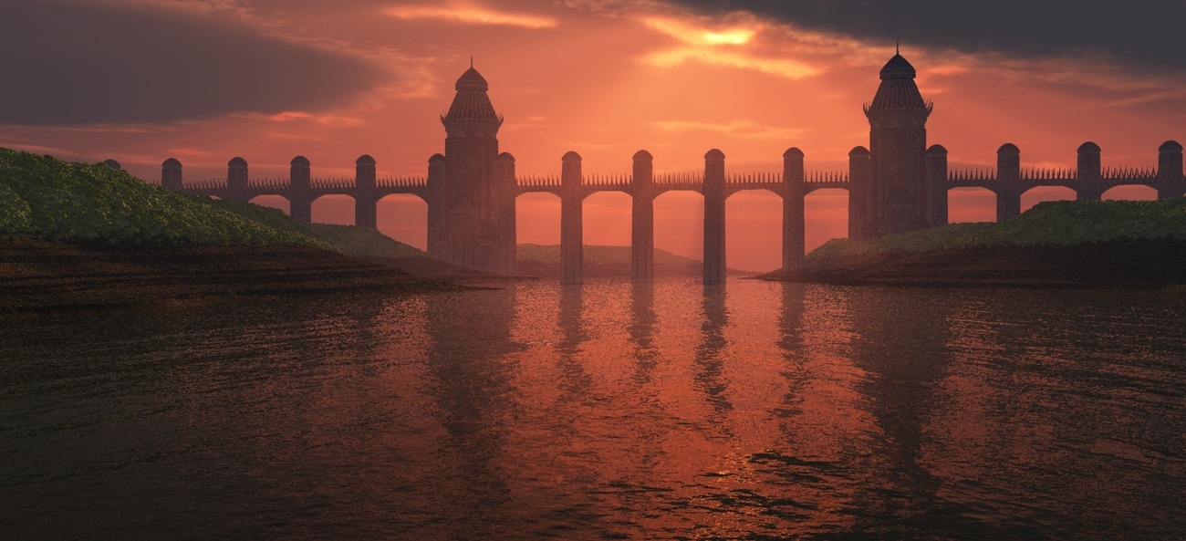 Aqueduct by TinkerACW