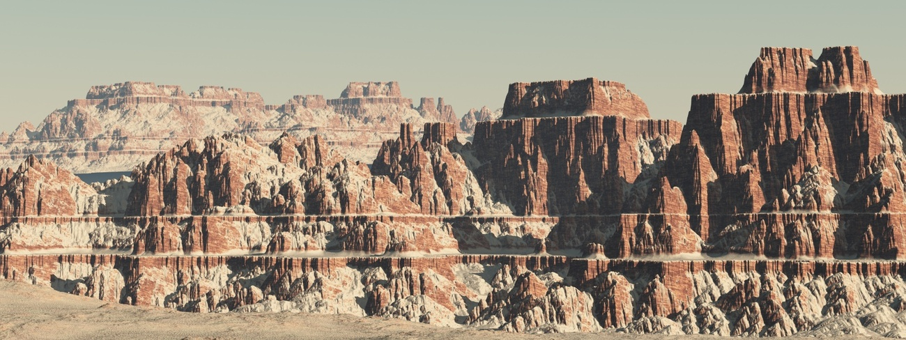 Red River Canyon 3 by TinkerACW
