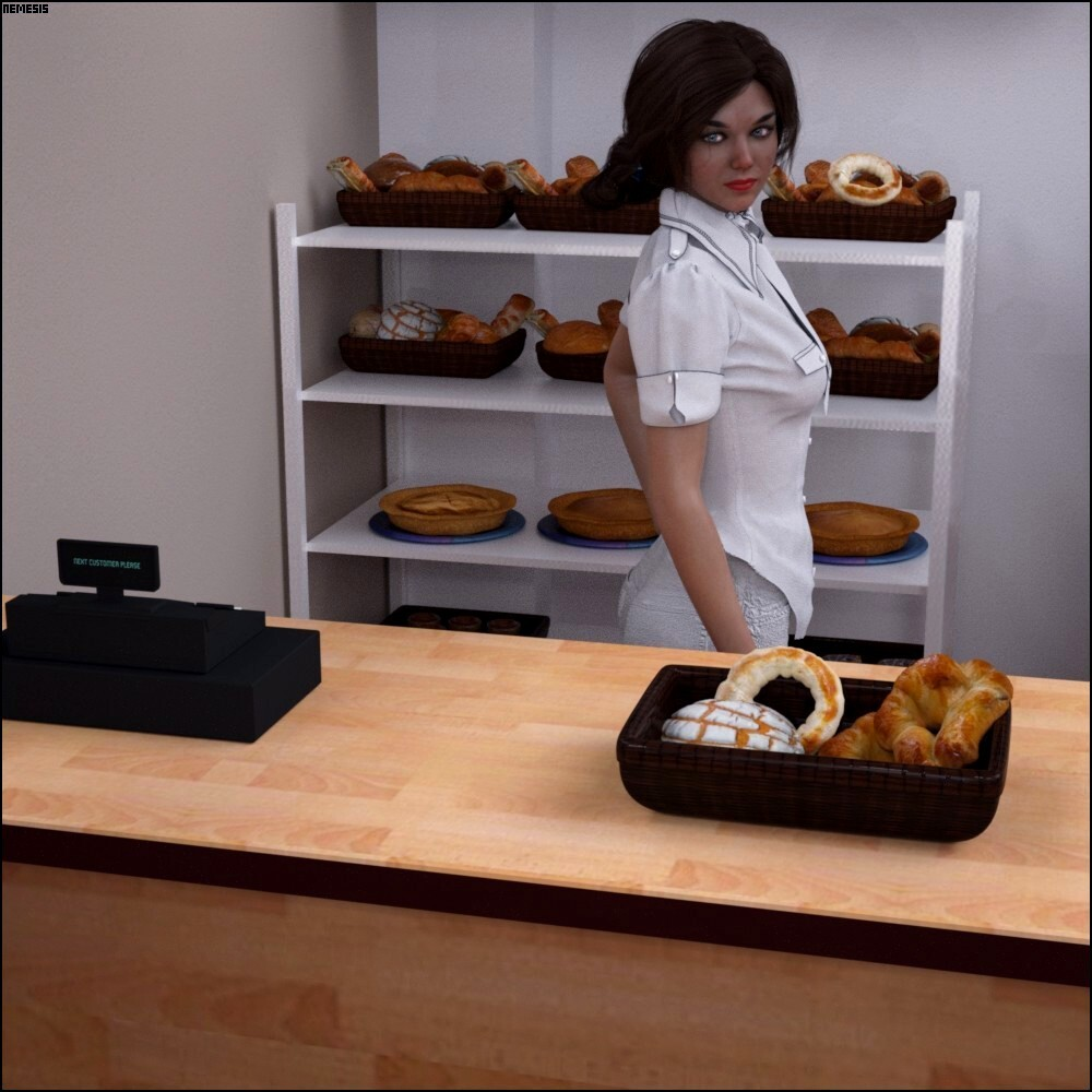 The bakery by nemesis74s