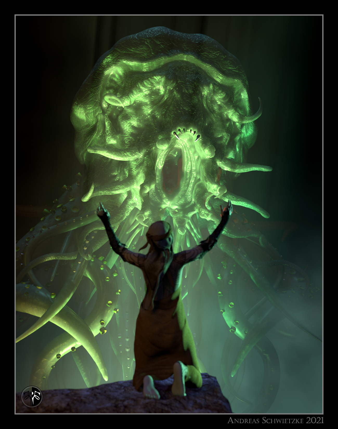 The invocation of the elder ones by arteandreas