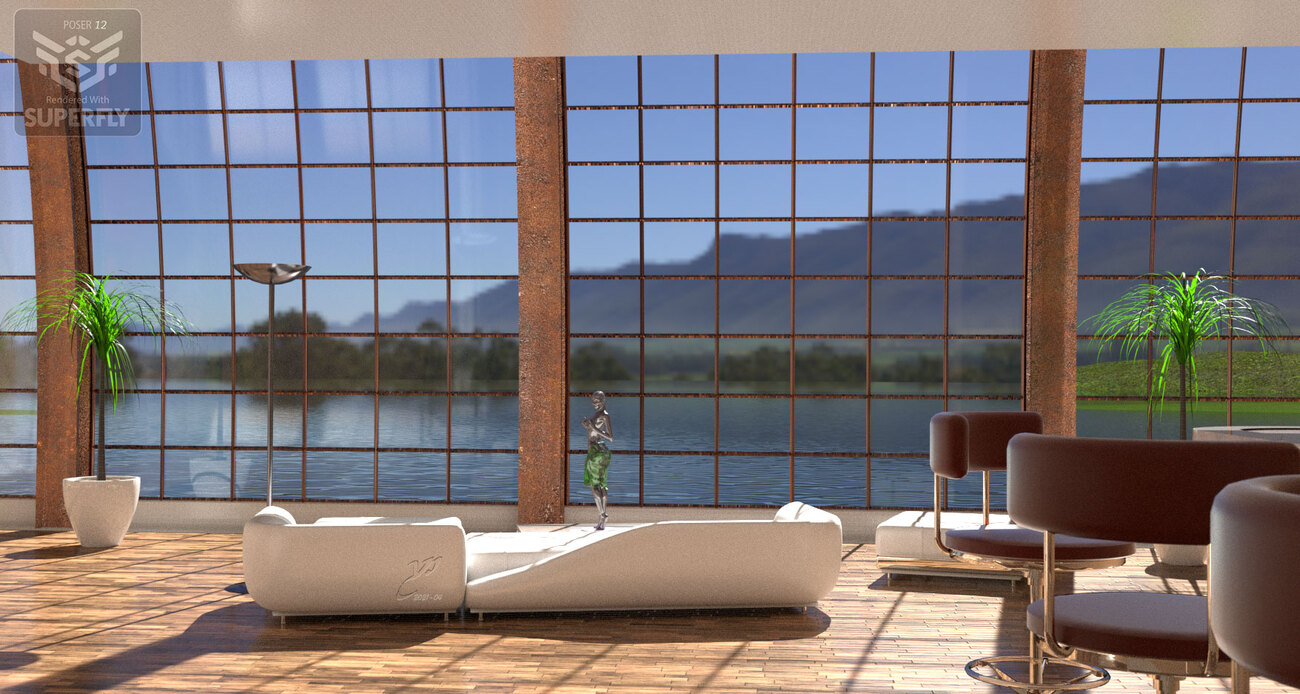 Apartment with stunning view by Y-Phil