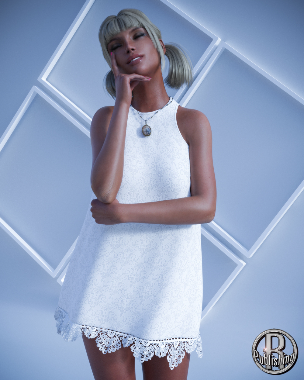 The Little White Dress by RPublishing
