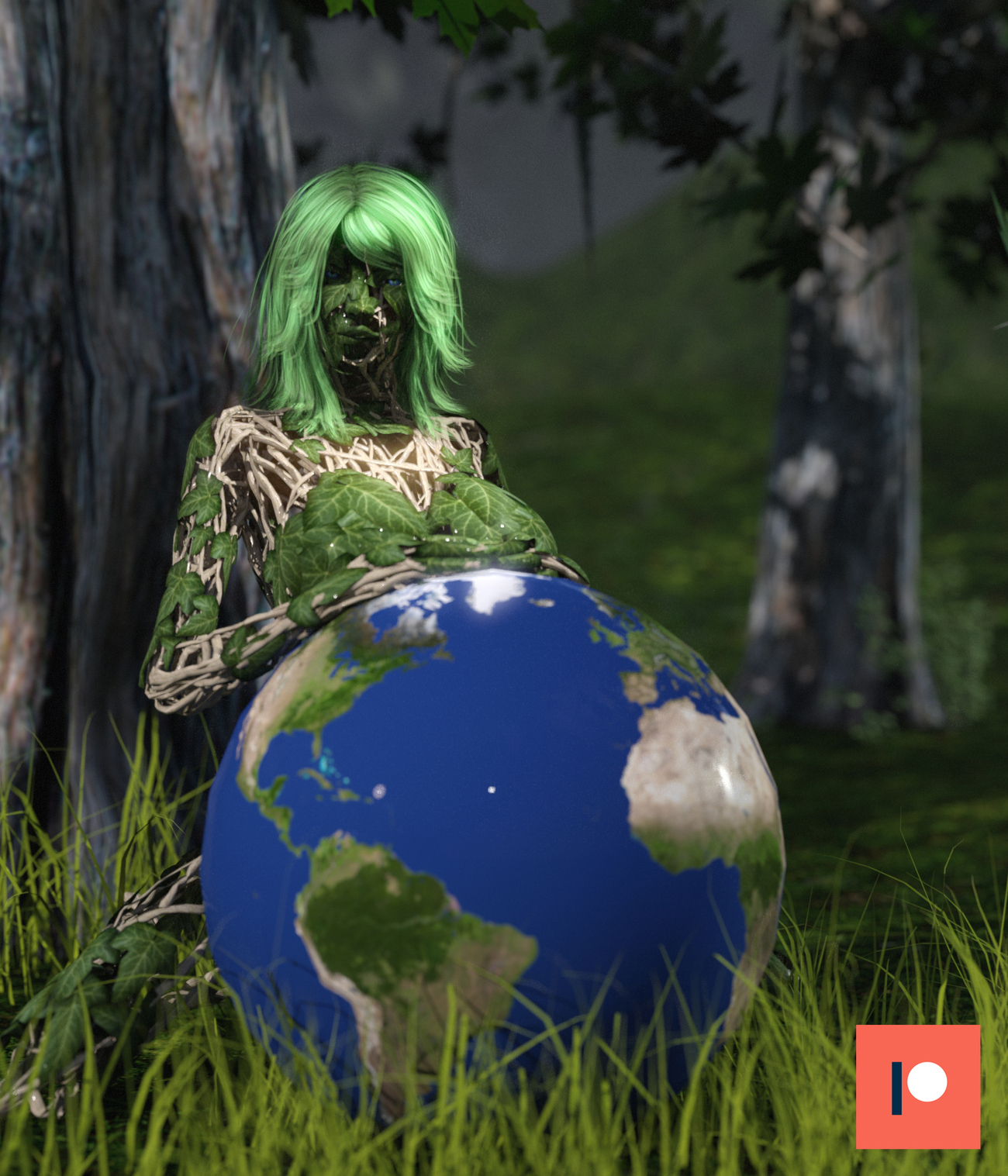 Earth Day 2021 by lstowe