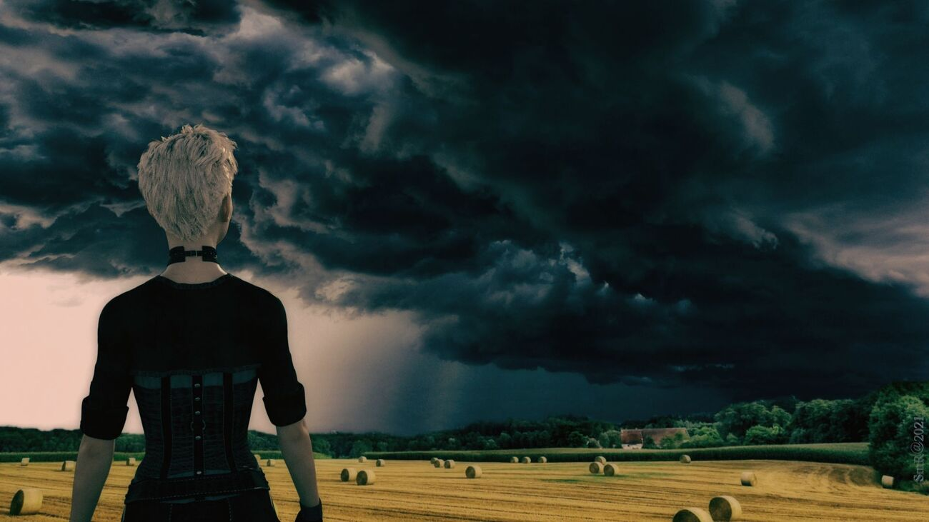 Storm is coming by hashdoc
