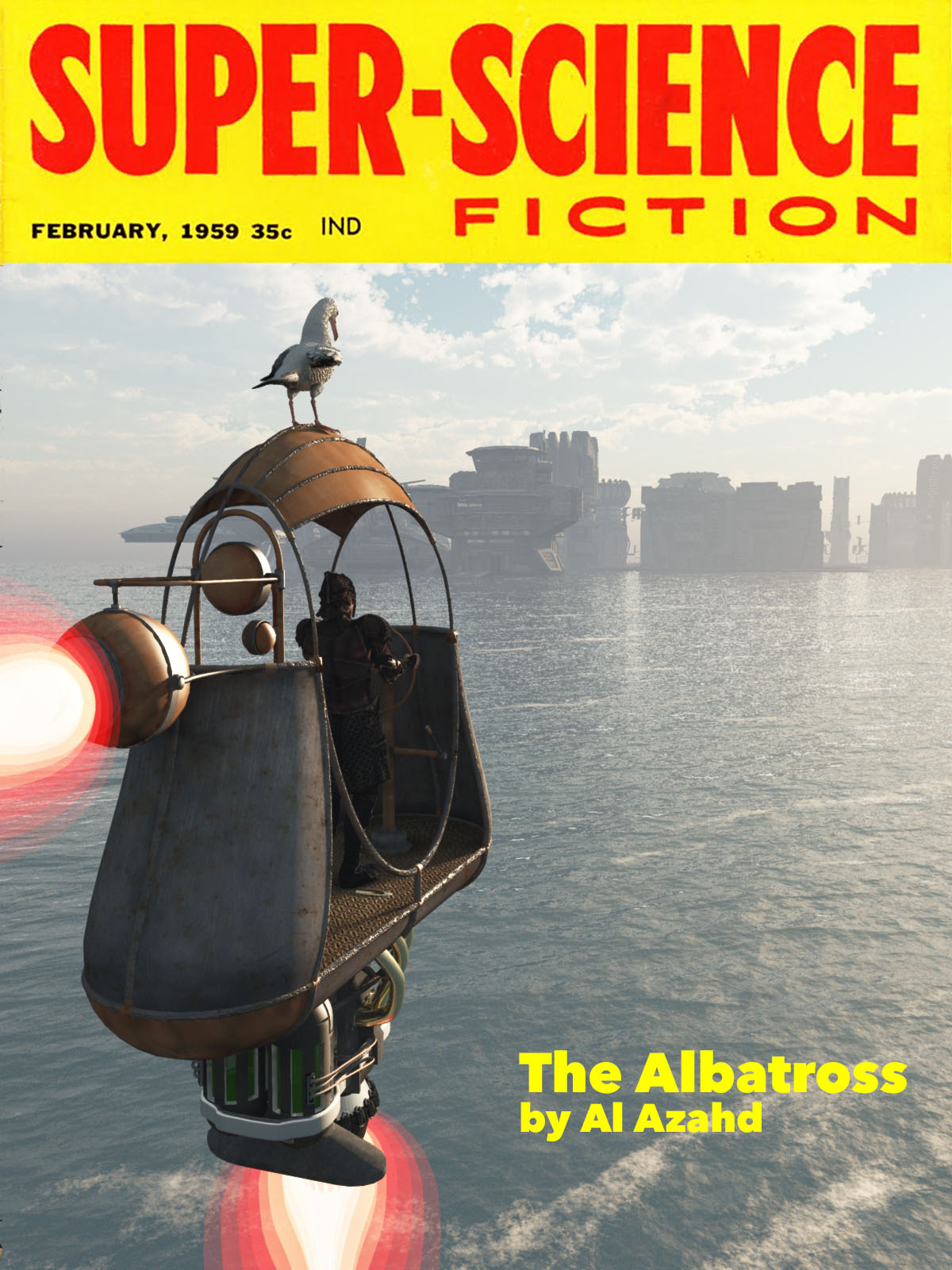 The Albatross by rps53