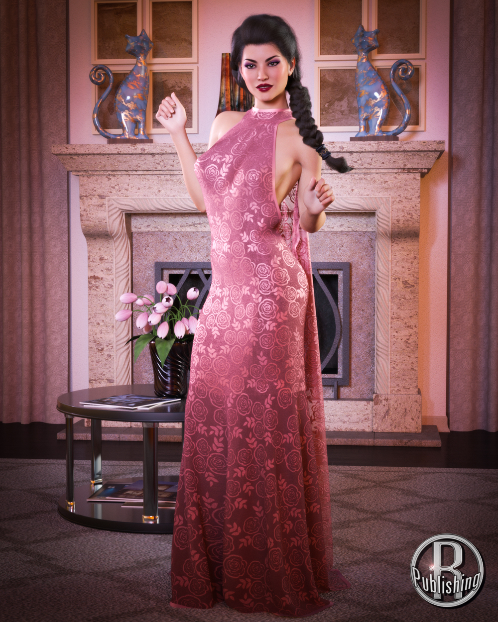 Lavinia in Pink by RPublishing