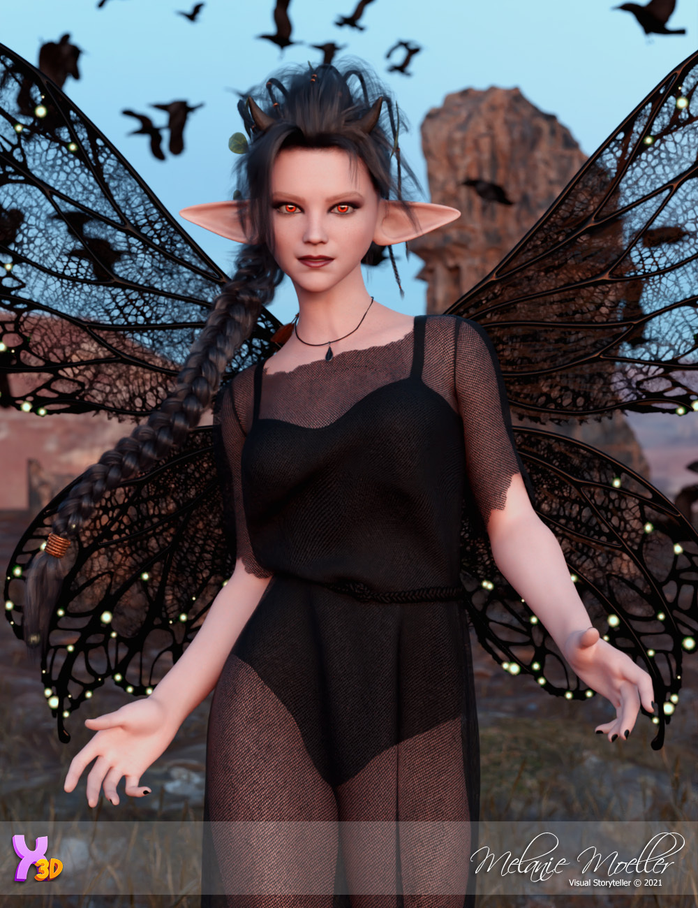 Lilith for Chaosqueens-World by Nyala