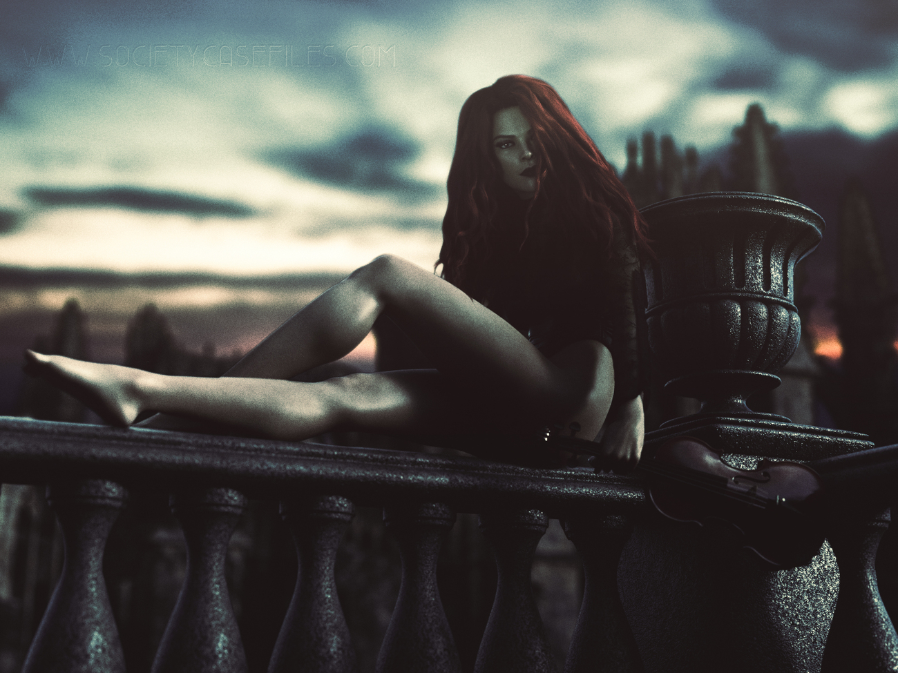 Saucy Classical by darkrepast