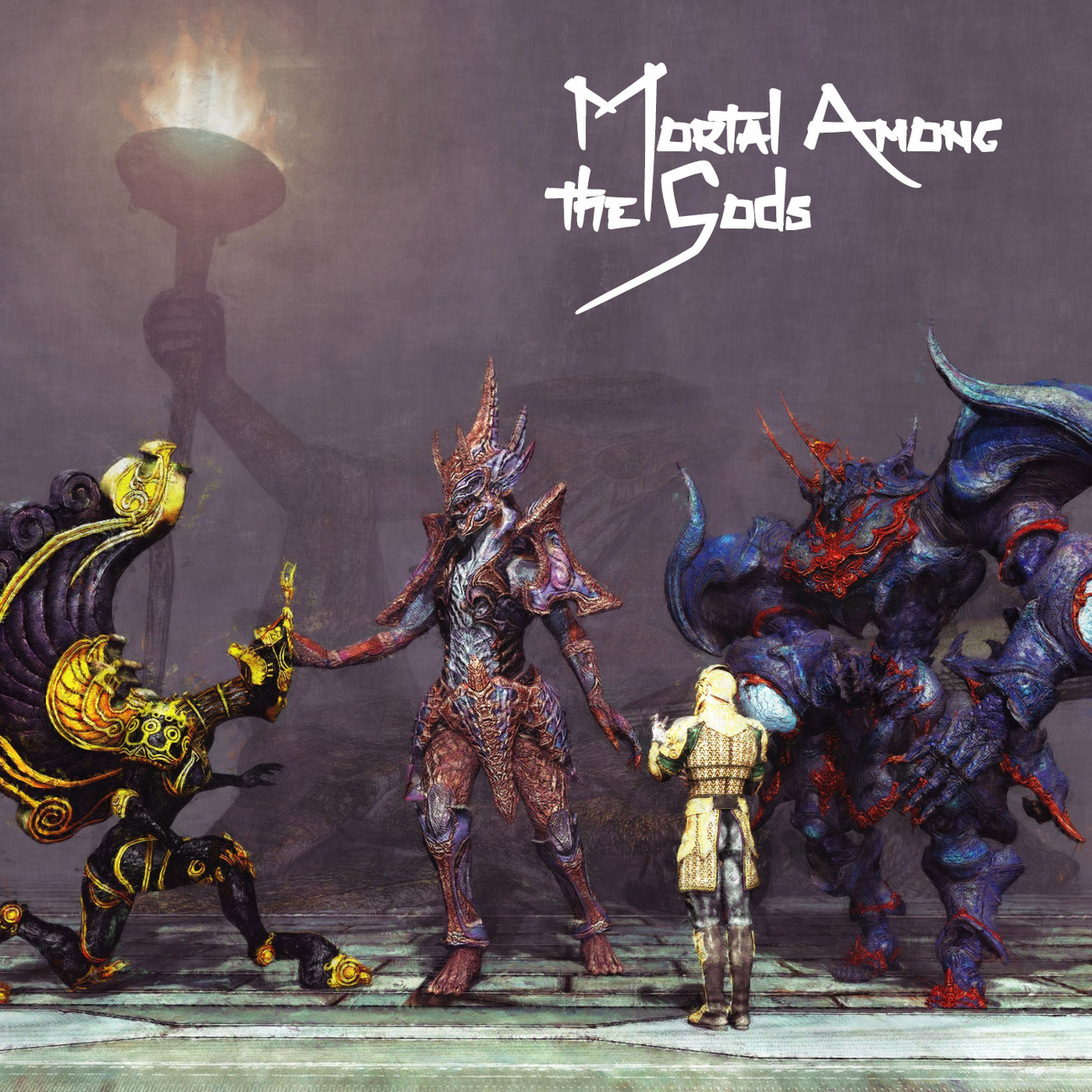 Mortal Among the Gods by rps53