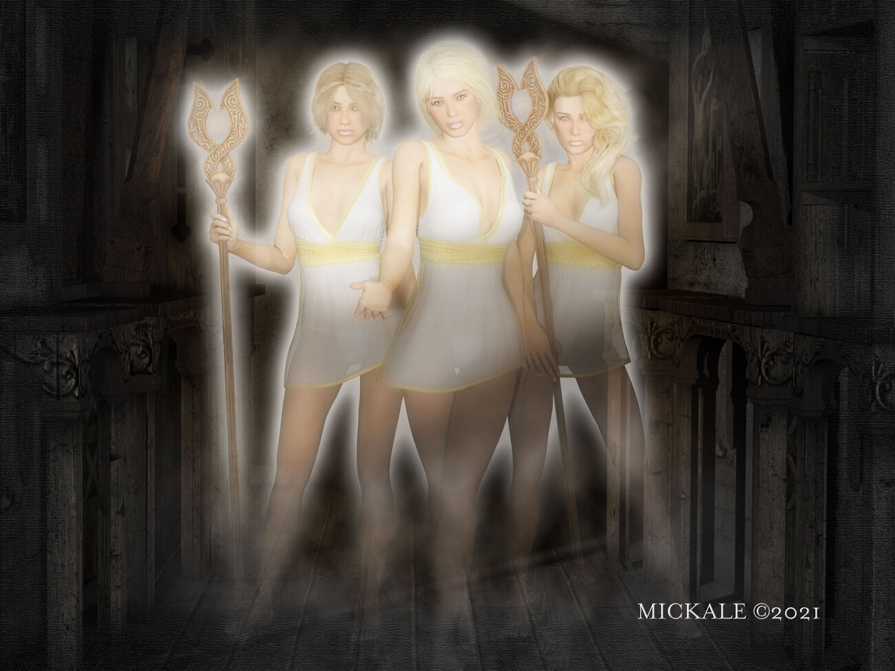 The Soul Collectors by mickale