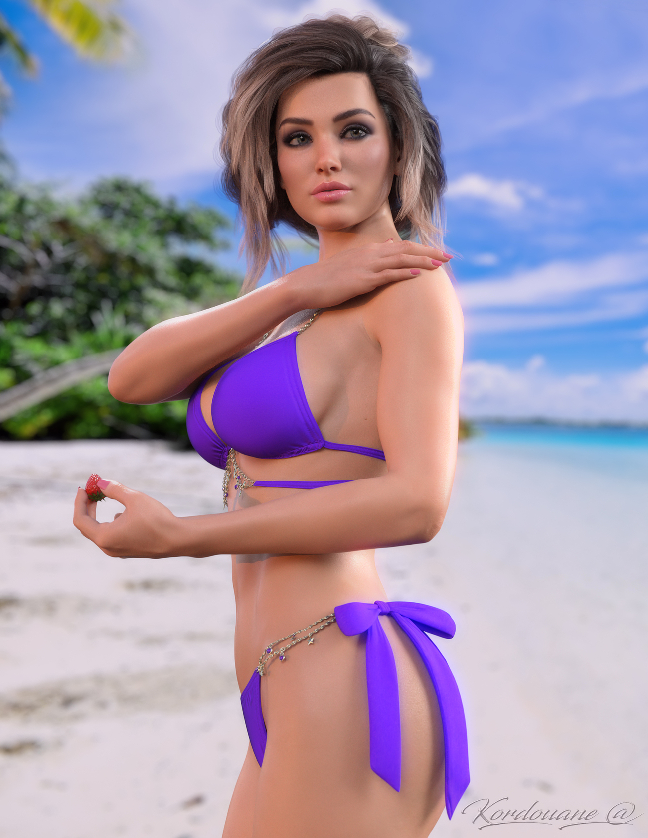 New swimwear collection 2021 by Kordouane