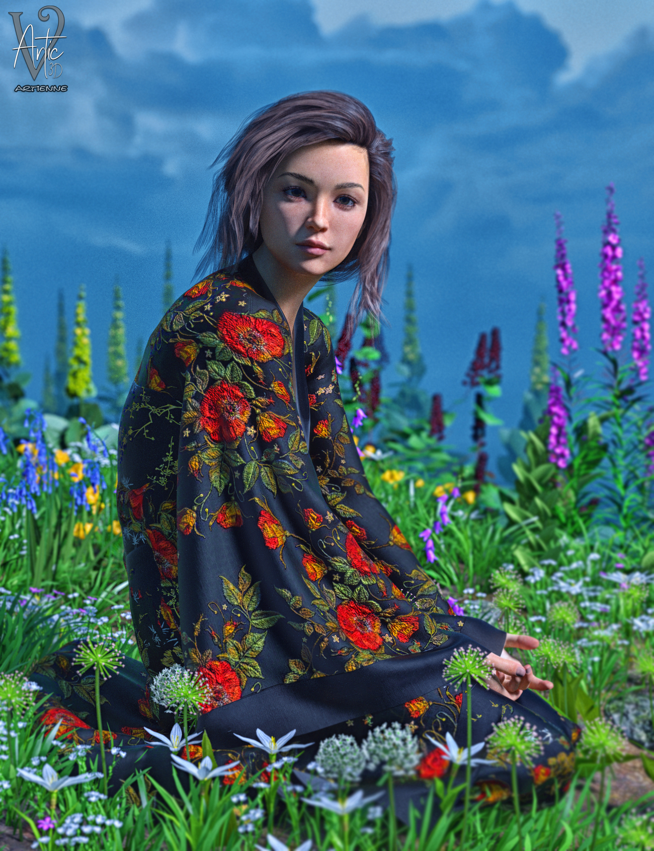 Aoi for Genesis 8