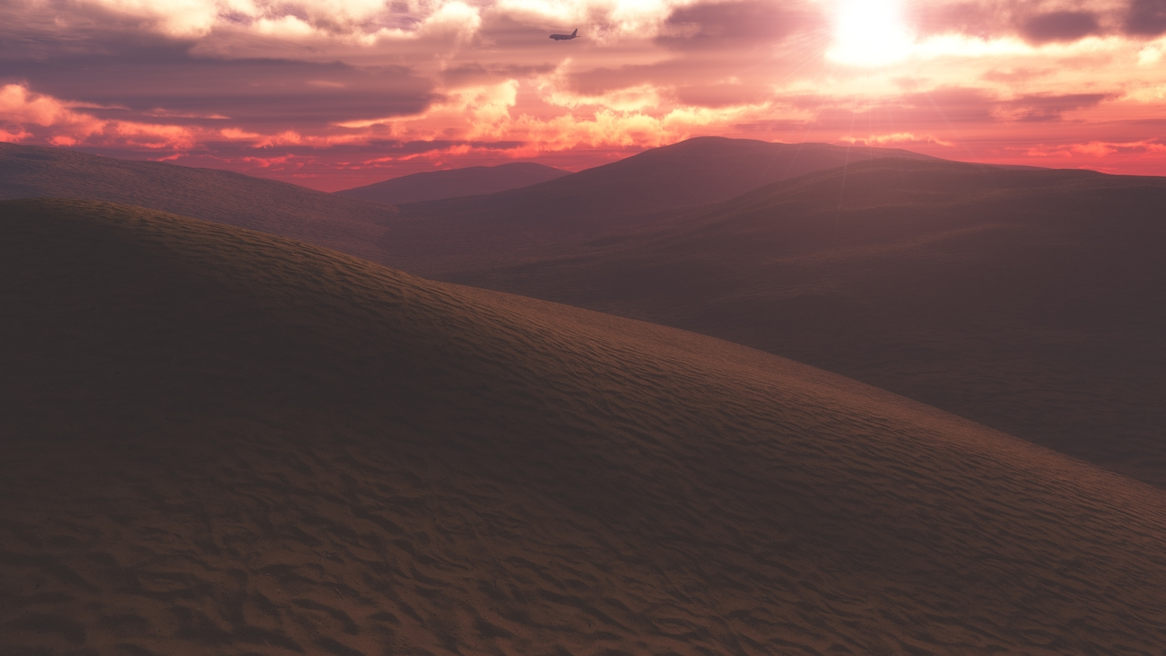 Hot sands by iborg64