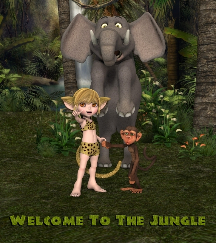 Welcome to the Jungle (no danger version) by kelchris3